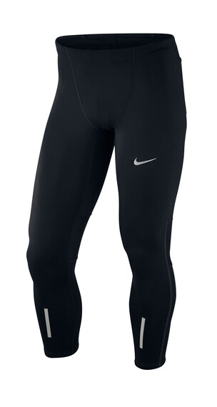 Nike Power Tech - Pantalones Running Hombre - negro
